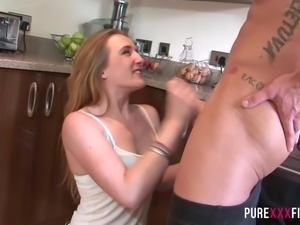 Banging not his horny Stepsister