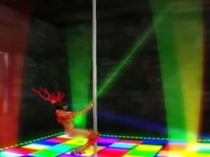 Frenemy Fashions: Happy New Year 2016 Pole Dance Music Video