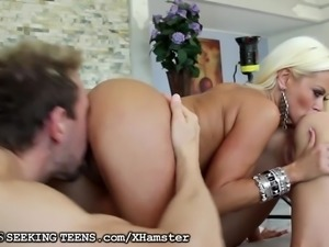 Staci Silverstone Fucks Lust filled Couple