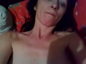 Shagging trashy Russian mom in a missionary position