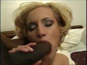 Hungarian girl Greta Milos