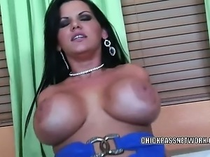 Angelina Castro gets her Latina twat stuffed