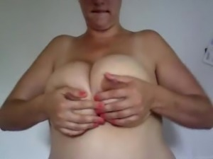 Lovely fat fucking tits part 2