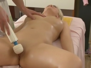Hot Busty Ukrainian Teen Gets Fucked Hard By Russian Masseur
