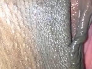 Cum'n hard Licked