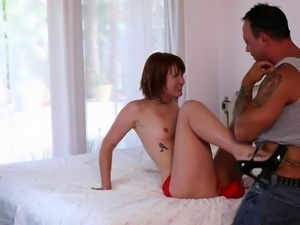 Kurt does not like to see a disobedient, rude girl around him and he knows,...