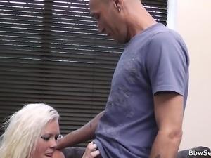 Married man doggystyles fat blonde bbw