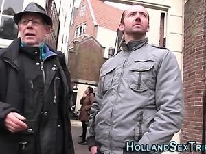 European hooker cummed