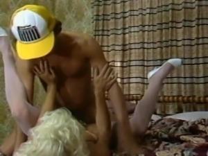 Tom Byron & Busty Retro MILF