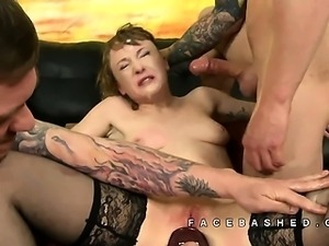 Amy Aimless takes rough dicks for cash