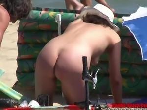 Big Ass Milf Nudist Beach Voyeur Hd Video Spycam