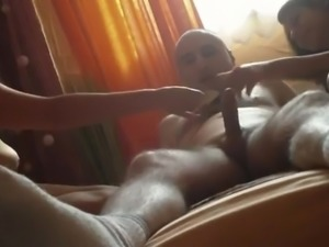 LAZ ALI FUCK TWO SEXY WIFE
