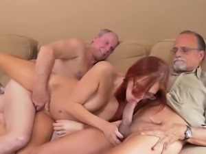 Russian mature young guy and deauxma strapon revenge on youn
