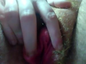 Twitching Cunt Orgasm