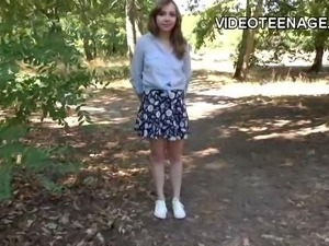 real 18 years old teen first porn casting