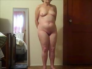 Wife Posing Nude