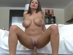 SeJa sucking, titty fucking & riding