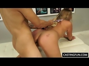 Scarlett Jennings Tricked Into X Casting
