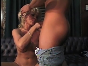 Anal dicking is something that always makes this blonde very happy
