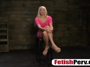 European beauty gets her dirty cunt punished by fat cock