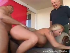 Hotwife Swinger Wants Stranger Sex