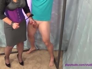 Cum On My Skirt
