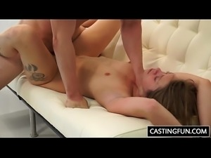 Casting Fun Fuck With Kirsten Lee