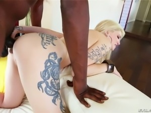 Indigo Augustine needs a well equipped man to dominate her