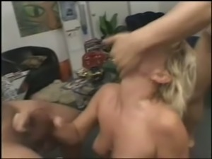 Busty cock loving bitch is sure getting her party time in the guestroom