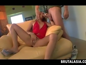 Randy blonde Kat adore bouncing on her fortunate lover's prick