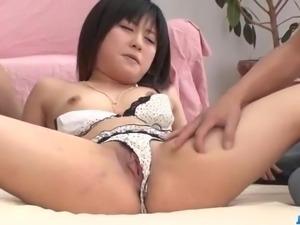 Kyoka Mizusawa, dirty milf, likes to fuck hard