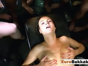 This piss loving slut can take a pounding and she loves drinking urine