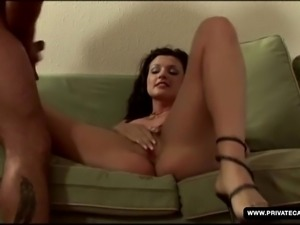 Sexy Aletta Ocean thought this porn casting...