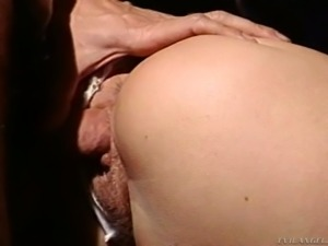 Delicious blonde Stephanie Rage shares thick dick with her black lusty kooky...