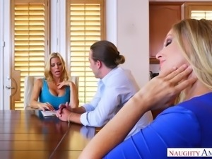i fucked my friend's mom in a threesome