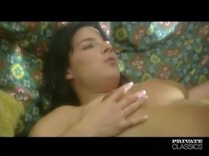 PrivateClassics.com - Big Boobed Brunette Cristina Dark