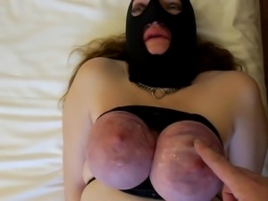 Session March 2017: my slave love my cum