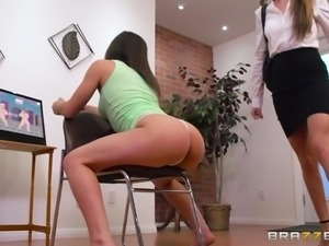 Here at Hot And Mean we bring you exclusive videos of horny mean lesbians,...