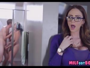 MILFS take turns on Big Cock