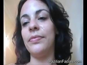 1240 - KARINA MADURINHA BRAZILIAN FACIALS CHAQUALHOU A ROLA E TOMOU PORRA SE...