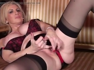 Experienced woman Alexia