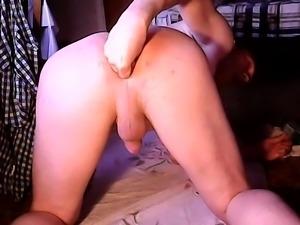 Anal Fisting Orgasm