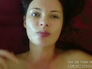 Submissive Amateur Teen Pleasing Cock