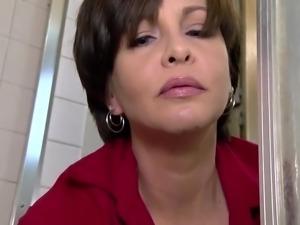 Stepmom Sph joi castration penectomy pov