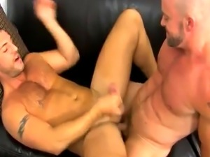 Gay sexy semi nude fucking movie first time Horny Office