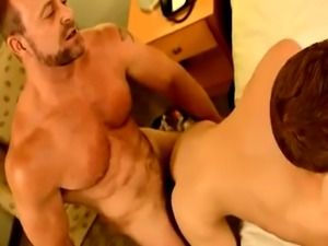 Man getting fucked until ass  and african twink gay