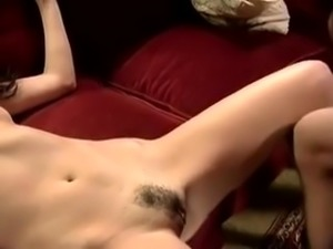Retro Slut Gets 3 Cock Workout