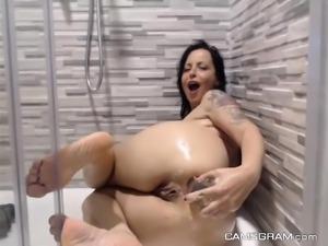 Anal Loving Hottest Milf Webslut Dildo Fucks Her Nasty Ass