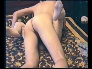 Irina Golubtsova was pushed into the mattress)