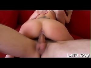 Splashing cumshot on hot mounds